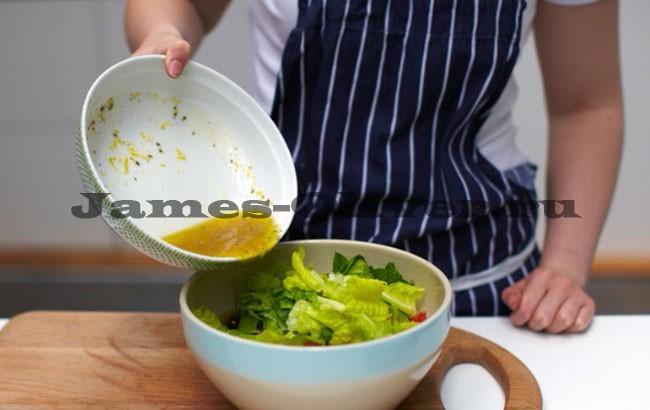 греческий салат рецепт классический цезарь с курицей