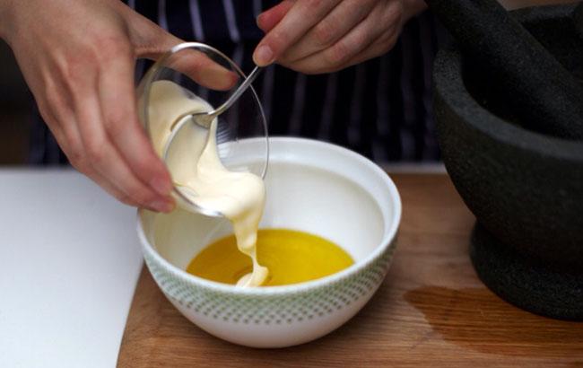 салат цезарь по рецепту джейми оливера