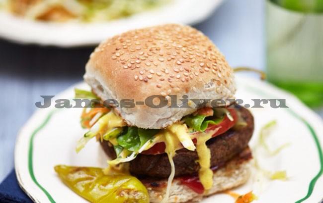 burger sauce rezept jamie oliver. Black Bedroom Furniture Sets. Home Design Ideas